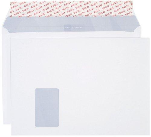 Elco 34799 Premium Briefumschlag, C4, 120 g, weiß