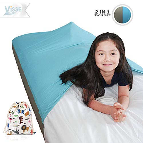 Buy Bargain VISSE Sensory Scout Compression Blanket - Stretchy & Breathable Sensory Sheets for Bed T...