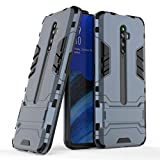 BeyondTop Case for Oppo Reno2 Z/Reno2 F Case Rugged TPU/PC