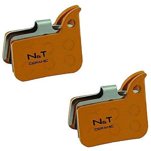 2x Noah and theo nt-bp016 / CR Cerámica Pastillas Frenos Ajustada SRAM Apex 1 HRD Rojo Rival HRD Fuerza HRD S - Serie S700 Nivel ULT Ultimate Nivel tlm