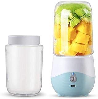 LINANNAN Mélangeur Portable Presse-Agrumes électriques, Chargement de la USB de ménage, mélangeur de Smoothie de Fruits et...