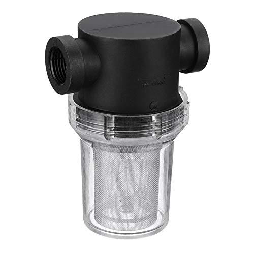 ALEOHALTER Gardena Pumpen-Vorfilter, 20 mm/25 mm, Gartensieb, Mehrzweckzubehör, Wasserrohrpumpenfilter