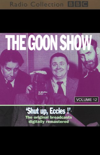 The Goon Show, Volume 12 Titelbild