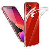 AMZLIFE Hlle Kompatibel mit iPhone 11 Pro Handyhlle,TPU Transparent[Anti-Gelb] Dnn iPhone 11 Pro...