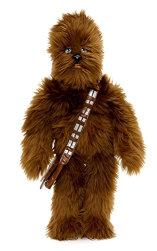 Disney Store Chewbacca Medio Peluche Star Wars Original 52 cm Chewbacca Star chewbe