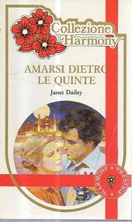 Harmony Collezione 186 Amarsi dietro le quinte dailey 1983
