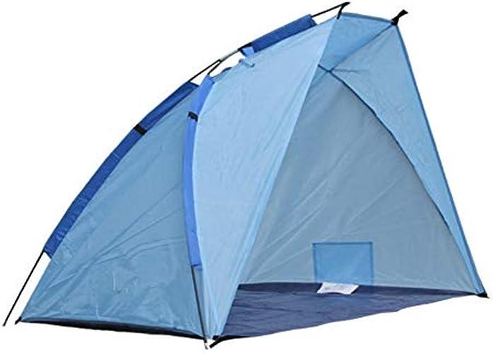 Tente 170X100X100Cm de pêche auvent de Plage de Tente d'écran Solaire de Tente extérieure de Plage de Tente de Pique-Nique