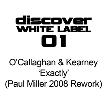 Paul Miller 2008 Rework