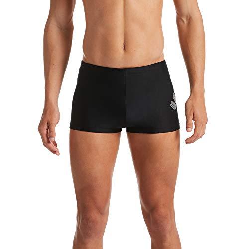 Nike Square Leg Maillot de Bain pour Homme XL Noir