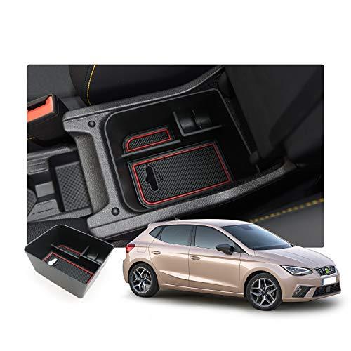 RUIYA Seat Ibiza   Seat Arona Boîte de rangement pour console centrale