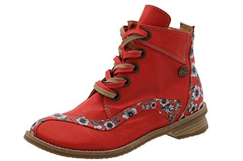 Tiggers Elke 03i Blumen rot Größe 38