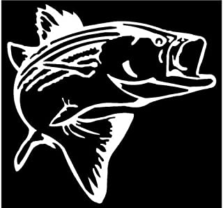 Best striper fish decals Reviews