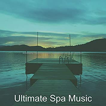 Scintillating Harps and Guitars - Background for Deep Relaxation