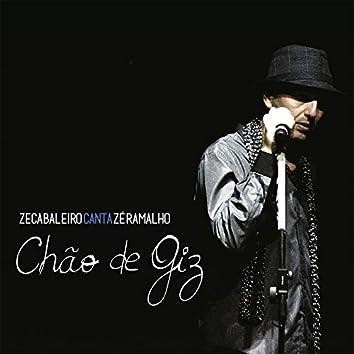 Zeca Baleiro Canta Zé Ramalho - Chão de Giz (Ao Vivo)
