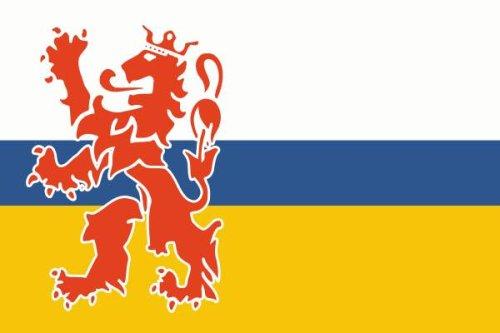 Limburg (NL)  Flagge Fahne 90 * 150 cm