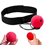 Garcia 2 Levels boxing training fight ball head band boxing ball punch reaction speed reflex ball