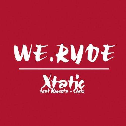 Xtatic feat. Kwesta & Chelz