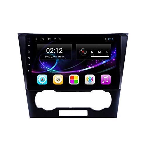 JALAL Sistema multimediale di intrattenimento per Auto Il Lettore MP5 Supporta la Chiamata vocale Bluetooth/USB/Navigazione GPS/Ingresso AUX/FM/WiFi/Videocamera Vista Posteriore, Adatto per Che