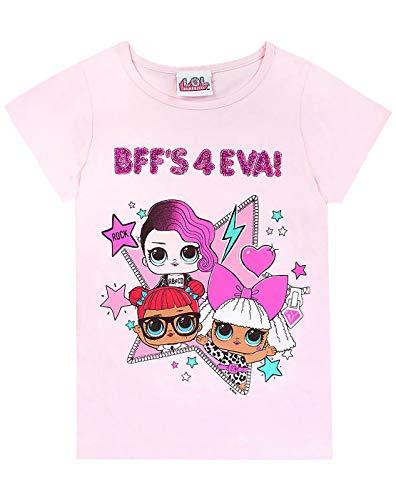 LOL Surprise! BFF's 4 EVA Girls T-Shirt