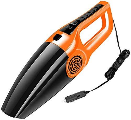 WZLJW Aspirador del Coche 120W portátil Aspirador de Mano húmeda y Seca de Doble Uso del Coche vacío Limpiador-Orange, Orange ggsm (Color : Orange): Amazon.es: Hogar