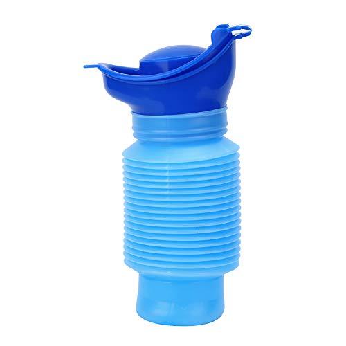 SALUTUYA Bolsa de Botella de orina para Inodoro portátil, para niños Unisex,...