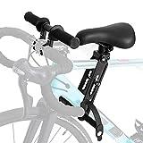 AYYDS Asiento infantil para bicicleta con fijación en el ma