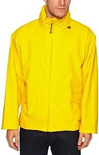 Men's Voss Windproof Waterproof Rain Coat Jacket with Stowable Hood