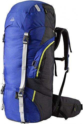 McKINLEY Trekkingrucksack Maple 65+10 (Farbe: blau)