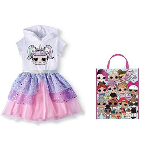 LOL Surprises Halloween Dress Tutu Costume, Trick Or Treat Bag Size...