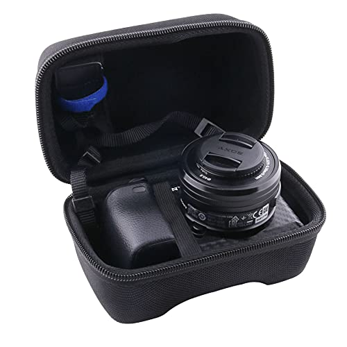ソニー(SONY) ミラーレス一眼カメラ A6300 A6400 A6000 A6100 A6600 専用収納ケース-WERJIA JP