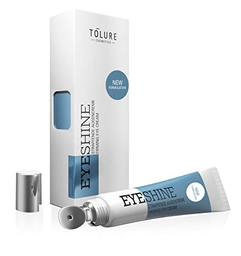 Tolure Cosmetics EYESHINE - straffende Augencreme, 15 ml