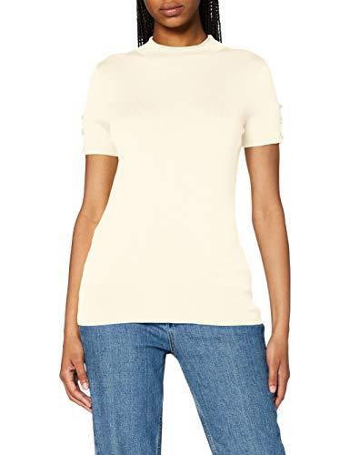 ESPRIT Collection 080EO1I317 Pullover Damen, Grau (055/ICE), L