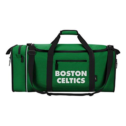 NBA Boston Celtics 'Steal' Duffel, 28' x 11' x 12'