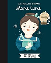 Little People, BIG DREAMS: Marie Curie Book and Paper Doll Gift Edition Set (Little People, BIG DREAMS (20))