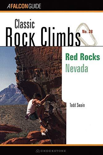 CLASSIC ROCK CLIMBS NO 28: REDPB