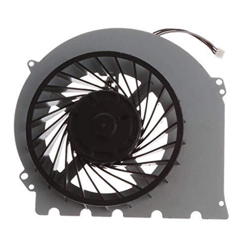Fauge Cuh-2015A Ksb0912Hd Ventilador De Enfriamiento para Ordenador Portátil Incorporado para So-NY 4 Ps4 Pro Ps4 Slim 2000 Ventilador Enfriador De CPU