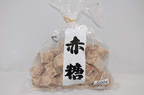赤糖 500g×3袋 丸八 鹿児島県産さとうきび使用 サトウキビの味と独特の甘味を残した固形のお砂糖 煮物やお料理の隠し味に
