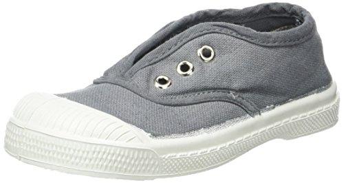 Bensimon Tennis Elly, Sneaker Unisex-Bambini, grigio, 29 EU