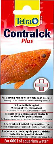 Tetra Medica ContraIck Plus, 20 ml, hilft bei Fischkrankheiten wie z.B. Pünktchenkrankheit