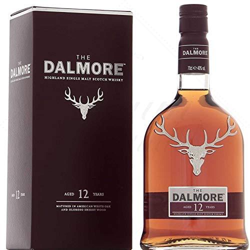 Dalmore 12 Jahre 0,7l 40%