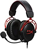 HyperX HX-HSCA-RD Cloud Alpha, Cuffie Gaming con Controlli Audio e...