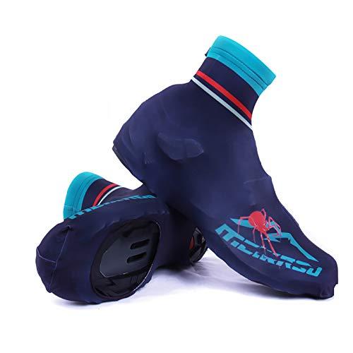 CHANGAN Cubrezapatos Térmico A Prueba de Viento Chanclos Protector MTB Bicicleta de Montaña X-Large