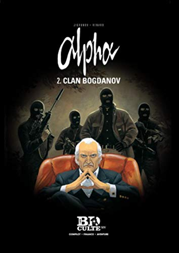 Alpha - T.2 : Clan Bogdanov - Volume 14