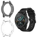 MWOOT Compatible with HUAWEI HONOR Magic Watch 2 46mm