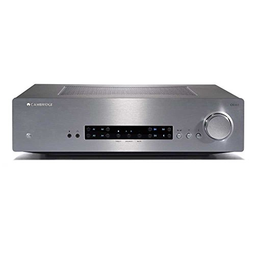 Cambridge Audio ケンブリッジ オーディオ CXA60 インテグレーテッド プリメインアンプ CXA60SLV シルバー CXA60SLV