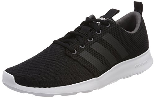 adidas CF Swift Racer, Zapatillas para Hombre, Negro (Core Black/Carbon S18 / Grey Five F17 0), 42 2/3 EU