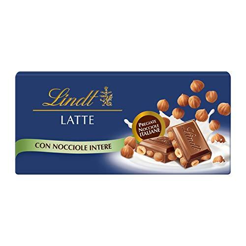 Lindt Tavoletta Classica Latte Nocciole, 100g