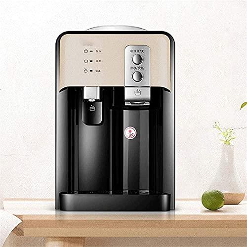 QIANMEI Dispensadores de Agua Caliente Dispensador de Agua Inteligente para el hogar | Dispensador de Agua Caliente y Caliente | para el hogar de la Oficina de té de café doméstica.