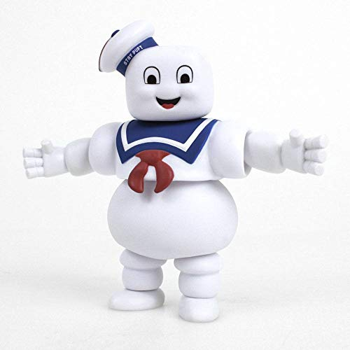 Image of the The Loyal Subjects Ghostbusters Stay Puft Marshmallow Man Action Vinyl (86095)