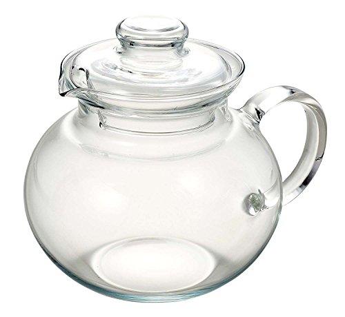 "Bohemia Cristal 093 006 022 Simax Ganzglaskanne circa\"" 1, 0 Ltr. aus hitzebeständigem Borosilikatglas \""Eva\"""